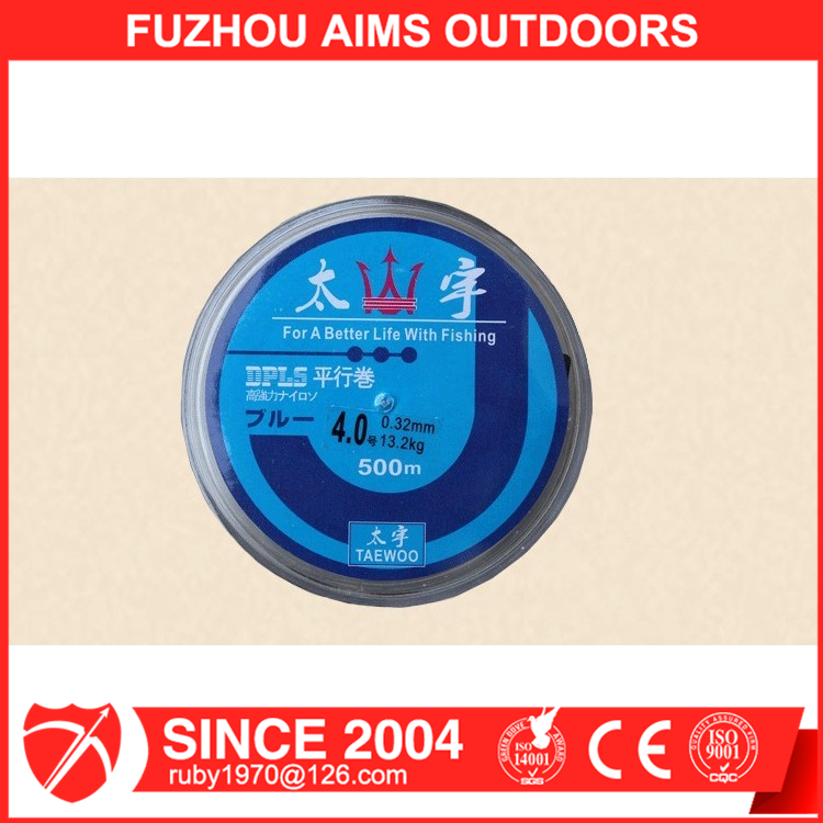 AIMS 500m japanese fluorocarbon fishing line fishing line monofilament