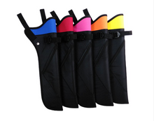 Black Quiver for Arrow Storage & Simple Waist Archery Quivers for Outdoor